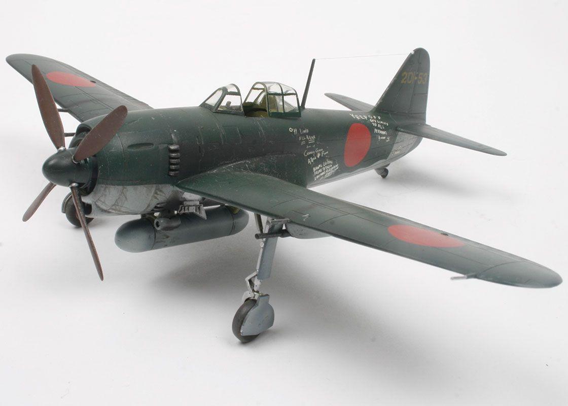 Kawanishi N1k1 Ja Shiden Type 11